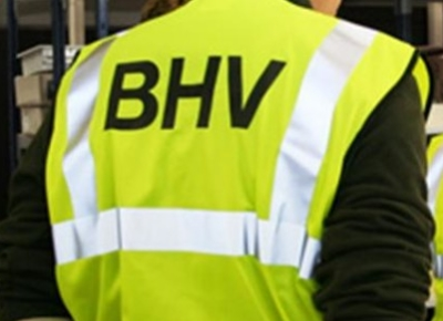 BHV cursus behaald november  2018